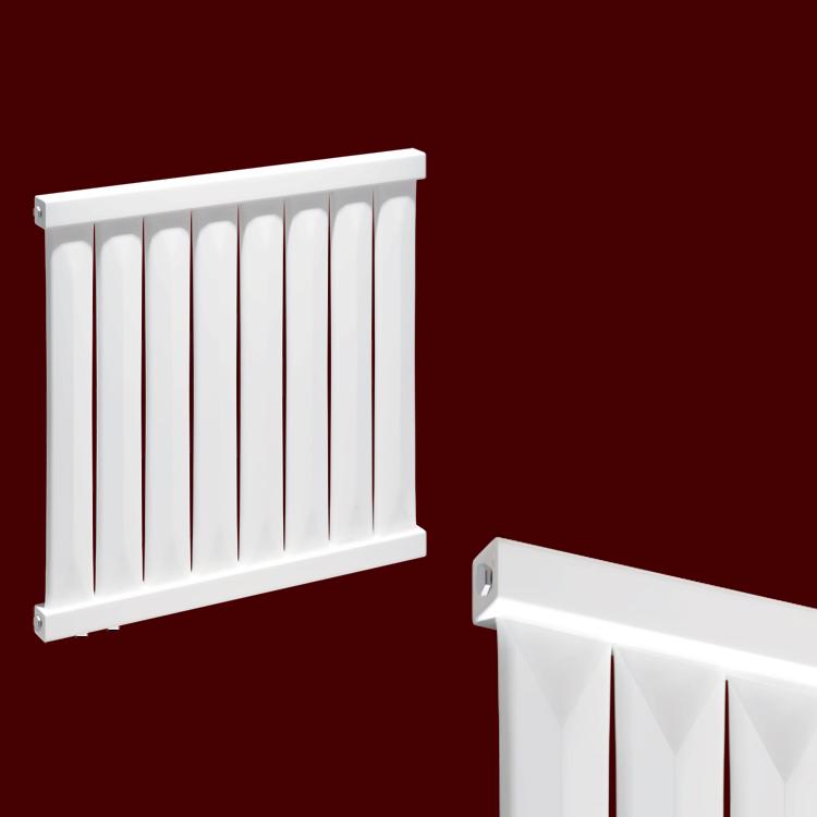 design paneelheizk rper horizontal flach heiz koerper seitenanschluss 650x600 ebay. Black Bedroom Furniture Sets. Home Design Ideas